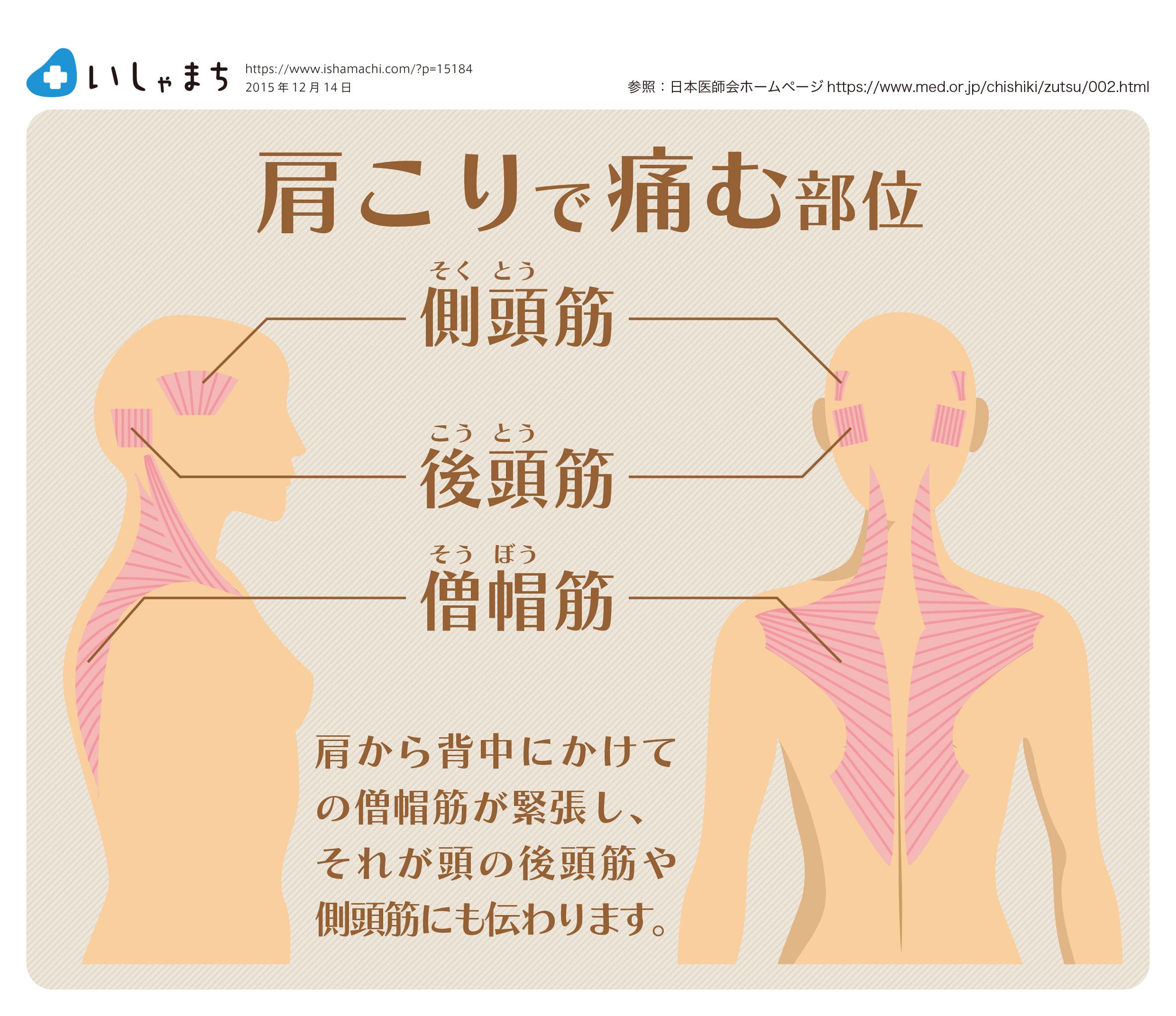 背中 痛み の から 肩